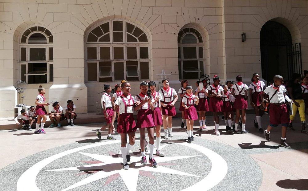 Küba'da Eğitim Sistemi