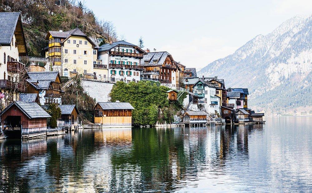 Asla Gidilmemesi Gereken Yer - Avusturya Hallstatt