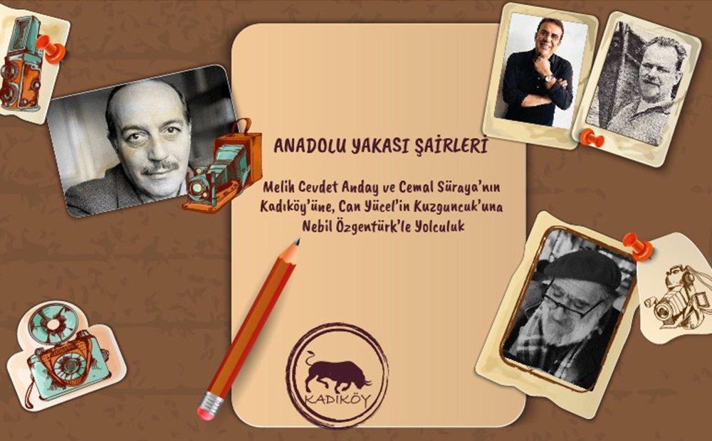 Anadolu Yakası Şairleri Turu