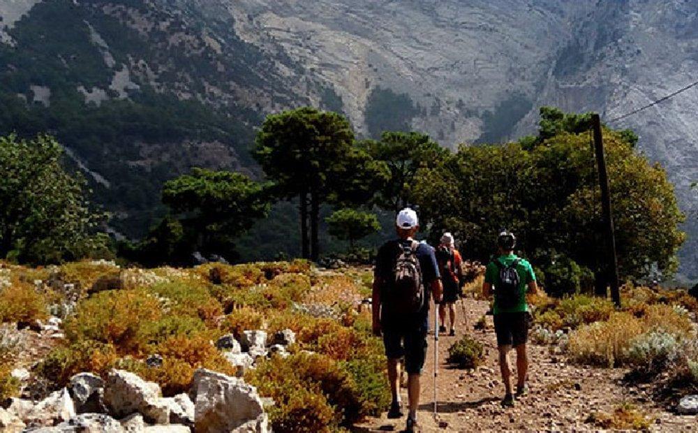 Likya Yolu Ölüdeniz Kalkan Trekking Turu