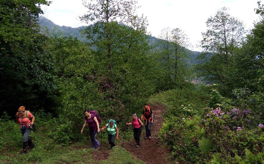 Macahel Yaylaları Trekking Turu