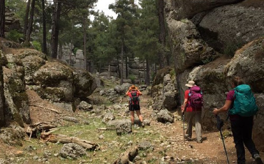 Saint Paul Yolu Trekking Turu