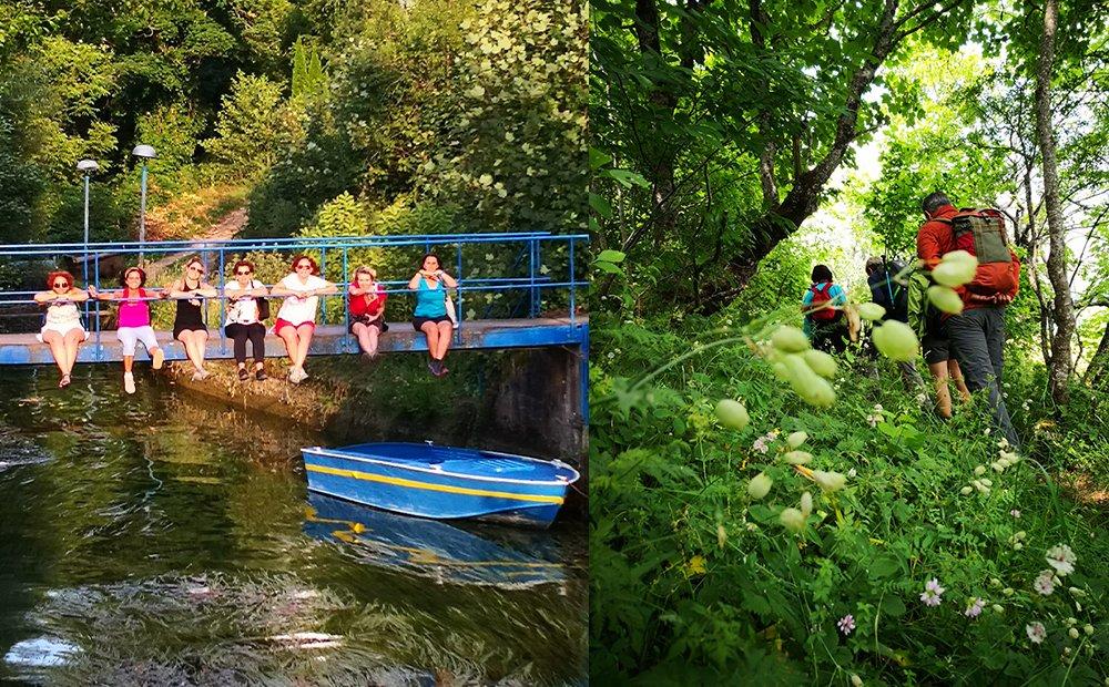 Saraybosna Una Ulusal Park Trekking Turu