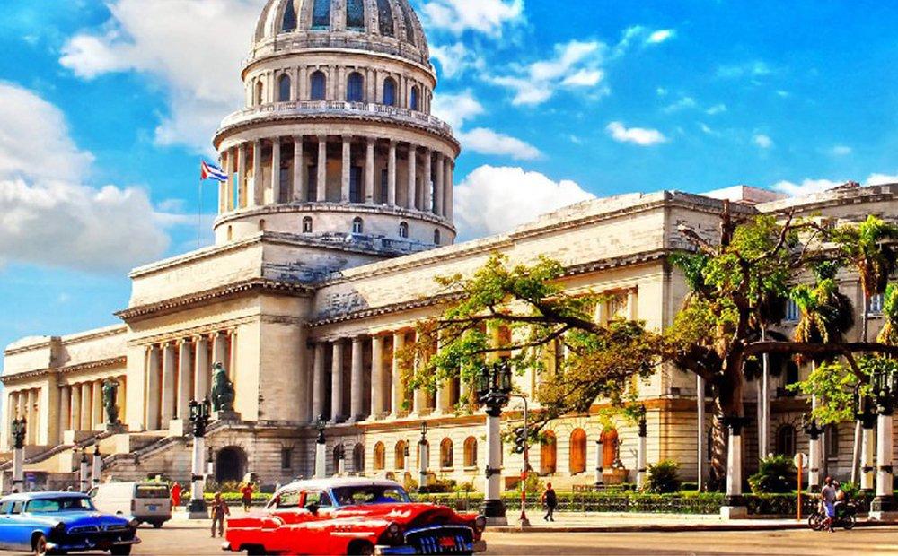 Yılbaşı Küba Turu