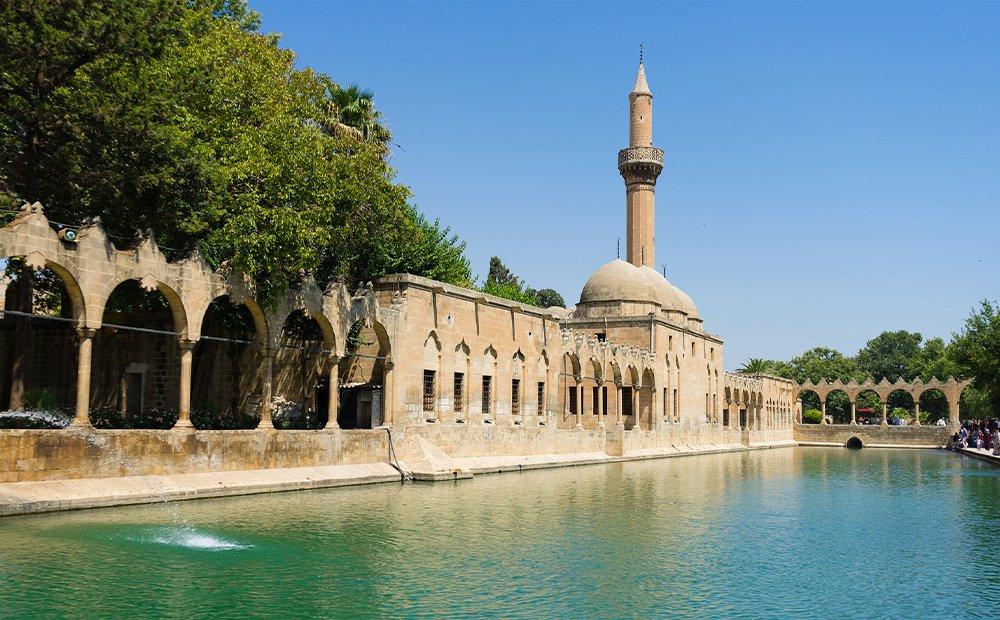 Ramazan Bayramı Gaziantep Şanlıurfa Mardin Turu