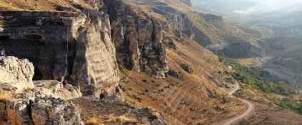Fırat Yolu Trekking Turu Malatya Etabı