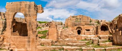 Mardin Güneş Ülkesi Yılbaşı Turu